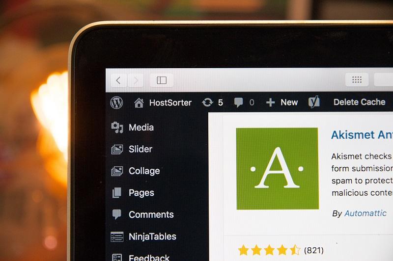 WordPress plugins Askimet