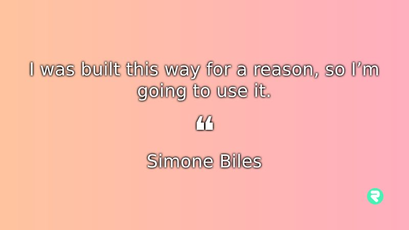 Inspirational Quotes For Women Simone Biles Motivational Quotes For Women