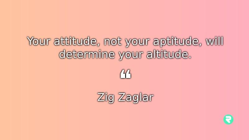 Monday Motivation Quotes Zig Zaglar Motivational Quotes Monday Inspirational Quotes