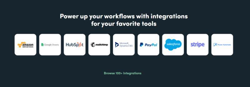 formstack integrations